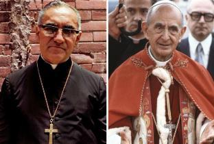 Paolo VI e Romero, due modi di essere santi nella modernità. La scelta di Francesco