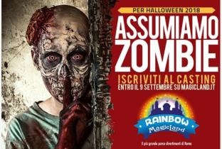 AAA Zombie cercasi: Rainbow Magicland assume 150 morti viventi