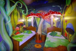In anteprima le nuove stanze del Gardaland Magic Hotel: video