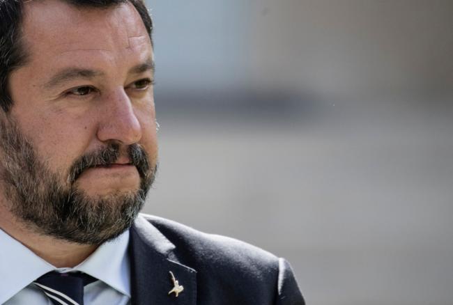 """Salvini: """"Contro di noi gente che non ha fatto una mazza per 20 anni"""". E poi attacca Fabio Fazio - Il video"""