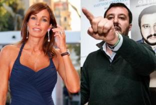 La moglie perfetta che la Lega vuole fuori dalla Rai perché offende Salvini: Parodi alla guerra
