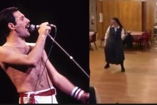 Le suore si scatenano come ai tempi di Sister Act: ballano e cantano We will rock you