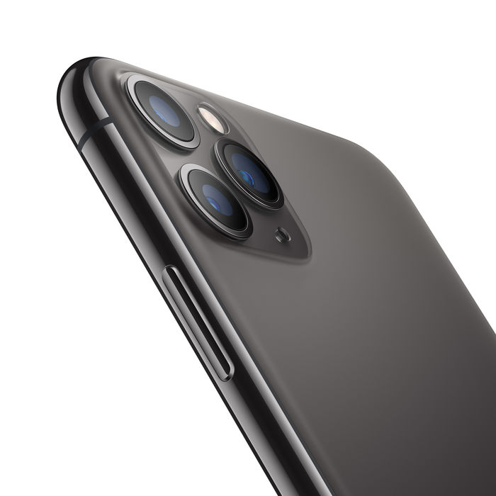 APPLE iPhone 11 Pro 256GB Grigio Siderale: Display Super retina XDR Oled 5,8'' Processore A13 Bionic Dual Core