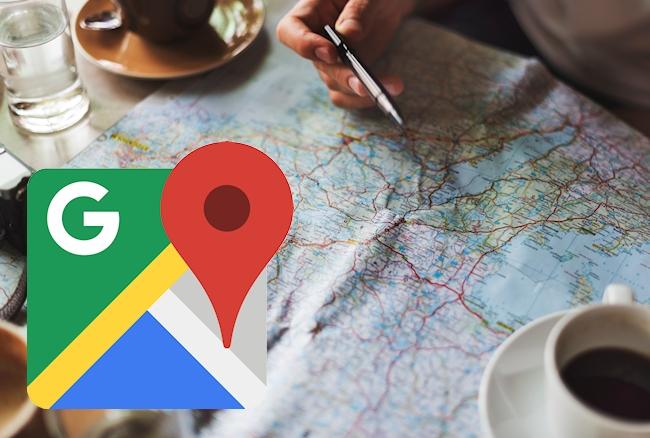 funzioni google maps