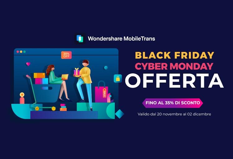 mobiletrans wondershare black friday