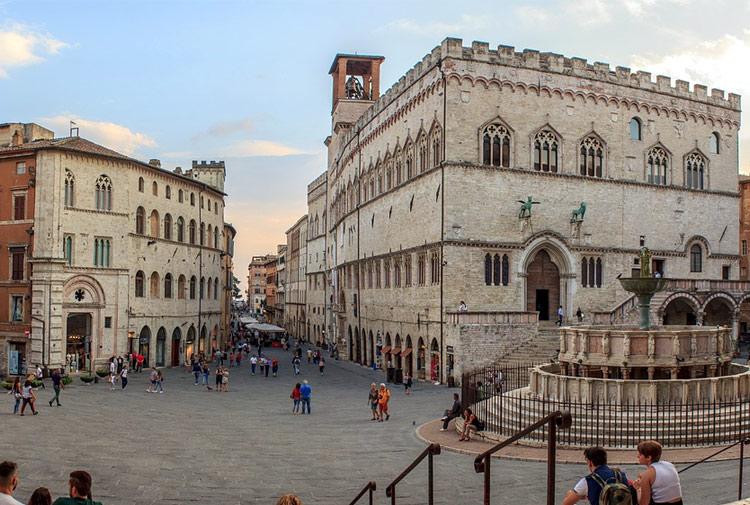Perugia Tiscali LTE