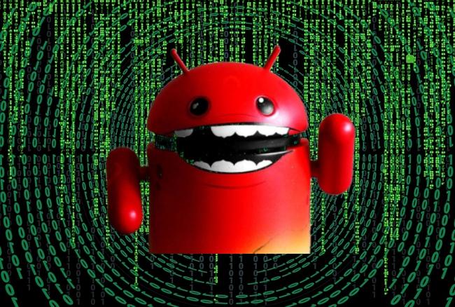 android malware app ritocco fotografico