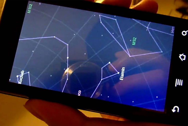 app per osservare le stelle