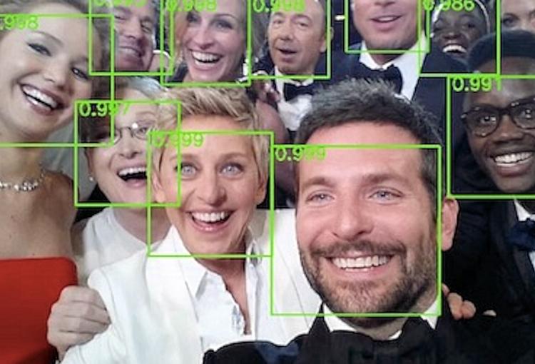 motori di ricerca riconoscimento facciale