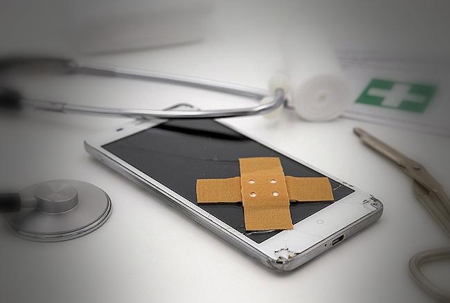 verificare se smartphone funziona