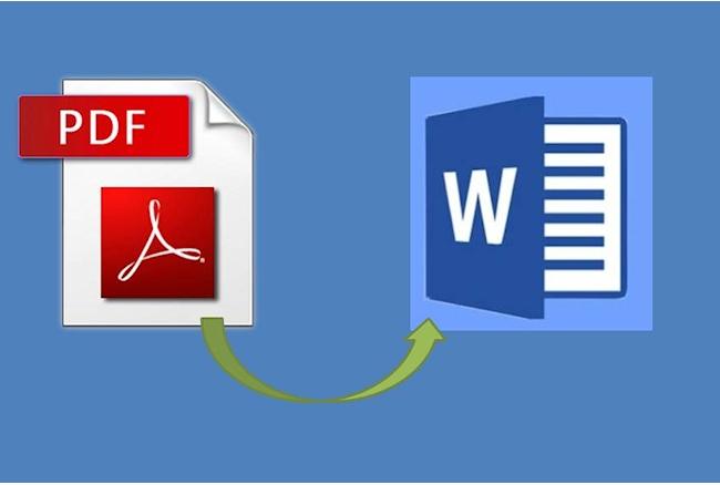 convertire da pdf in doc
