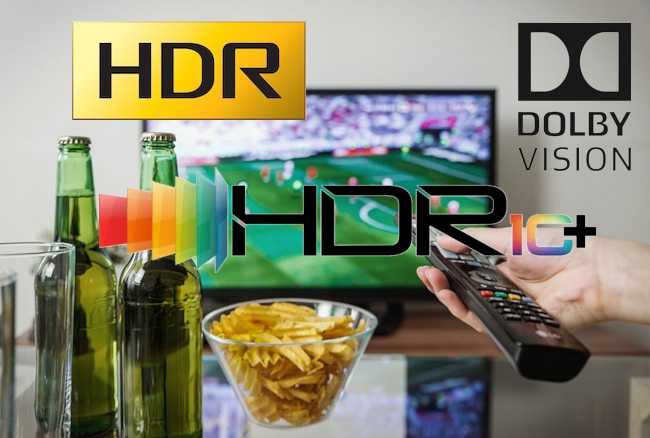 hdr hdr10 dolby vision
