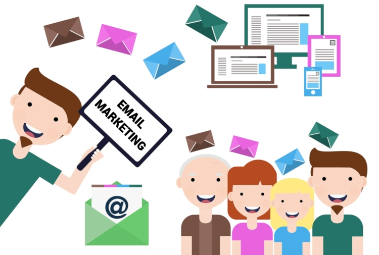 email marketing corso open campus