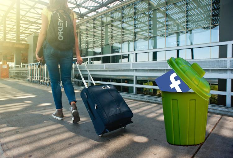 facebook cancellare sospendere account
