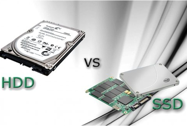 SSD contro HDD