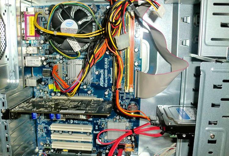 il computer si accende ma non si vede niente