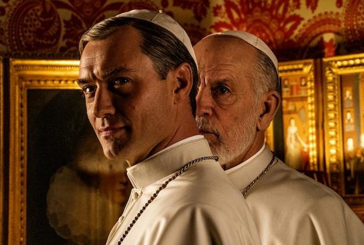 jude law new pope venezia