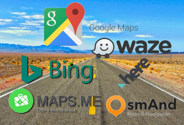 6 alternative a google maps