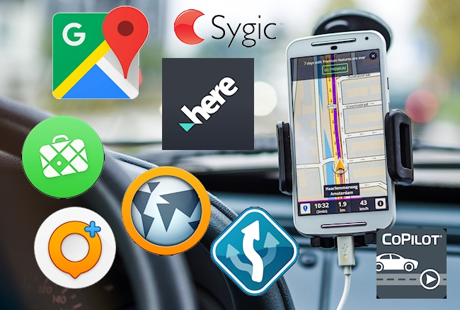 gps android offline