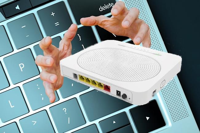 come stabilire se router infetto malware