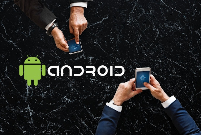 trasferire file tra android