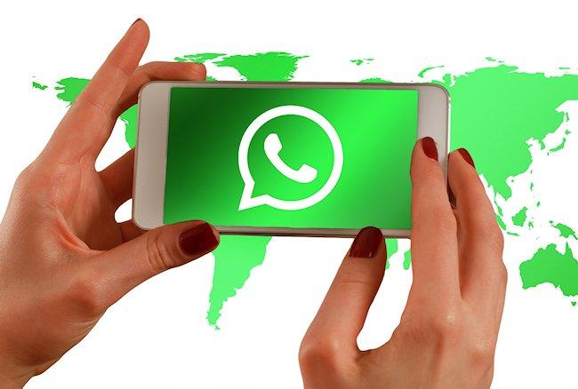whatsapp stop cellulari