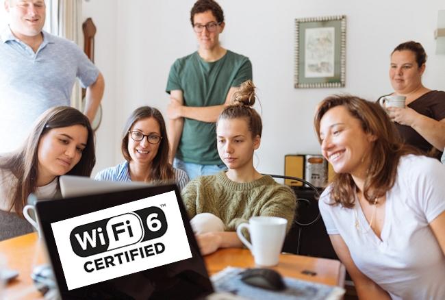 wifi 6 nuovo standard wireless